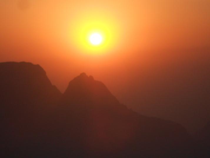 Sunset Point at Matheran